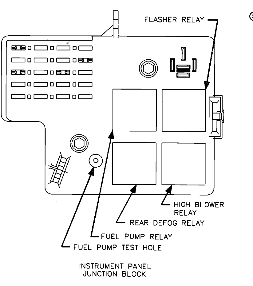 Saturn Fuel Pump Wiring Wiring Diagram 2019