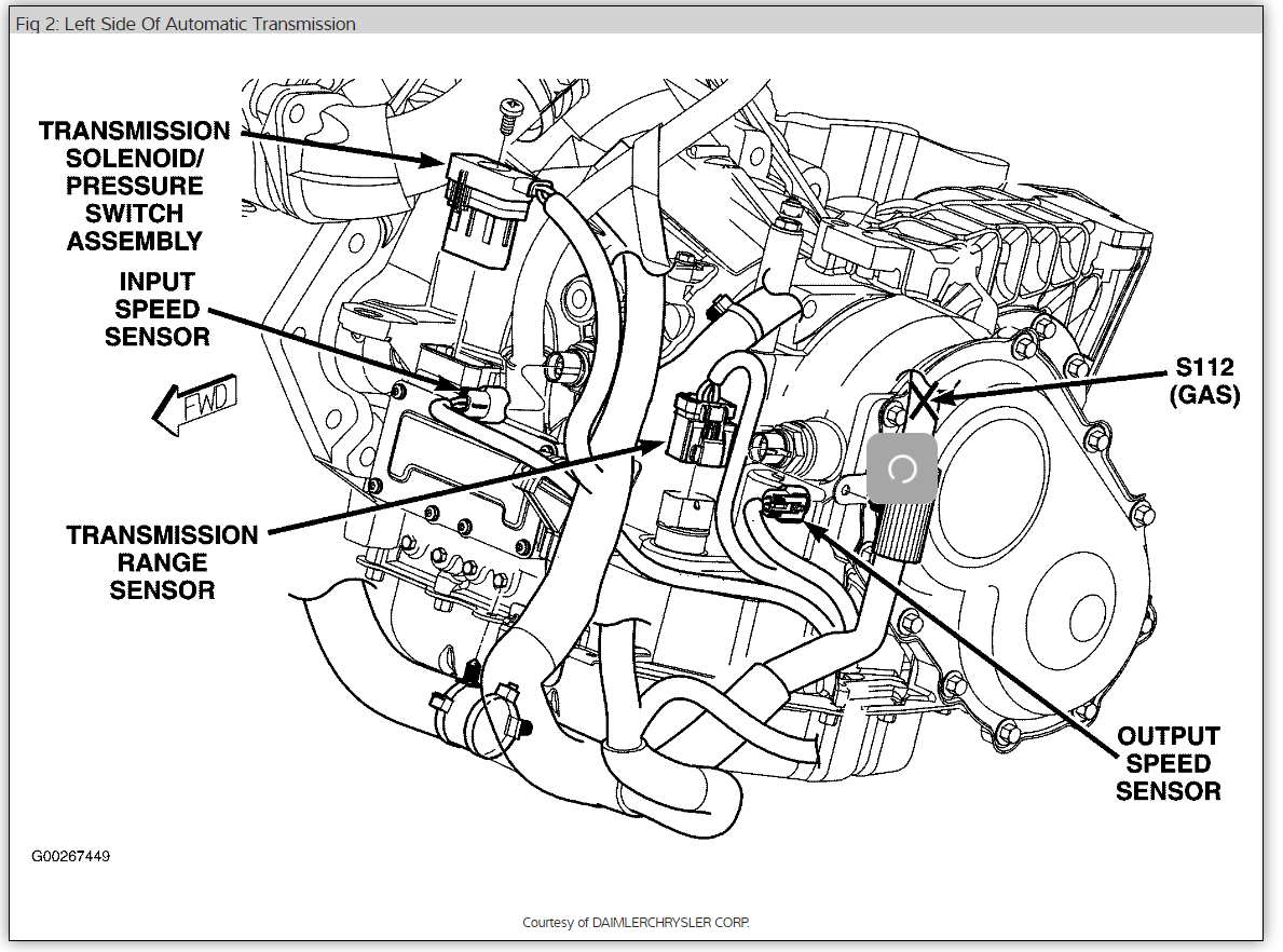 2003 dodge grand caravan engine diagram