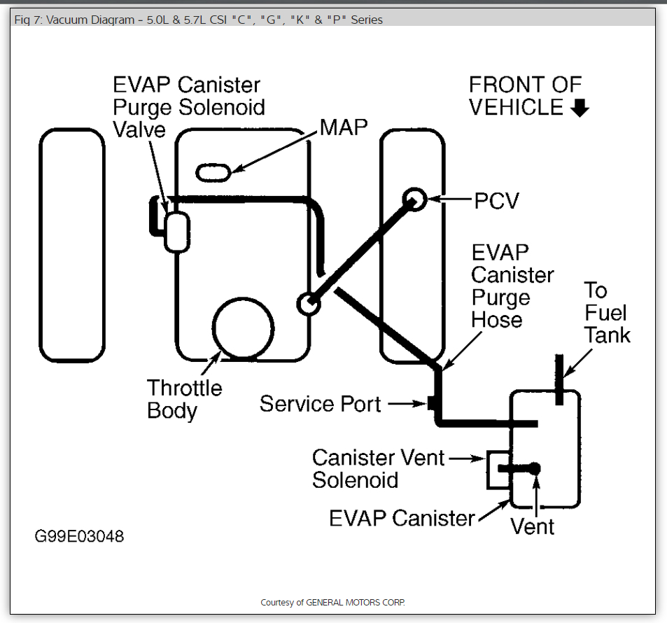 here are the vacuum line diagrams you needed please let us know if