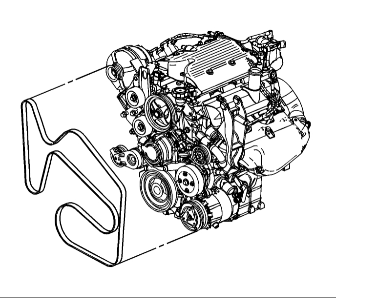 2005 chevy impala motor diagram