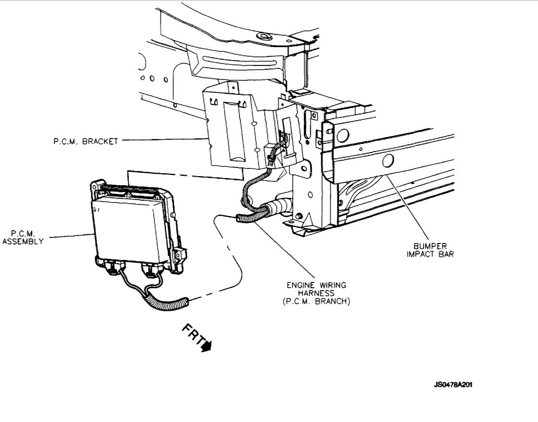 pontiac sunfire wiring diagrams