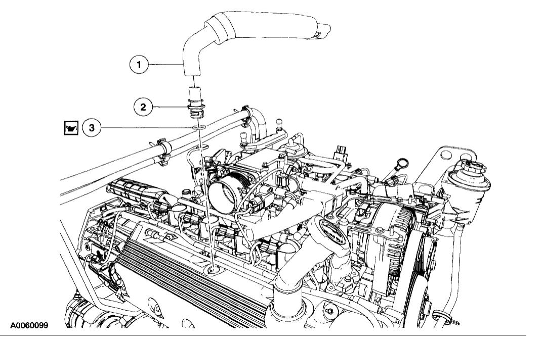 2001 ford explorer sport trac pcv valve location wiring diagram