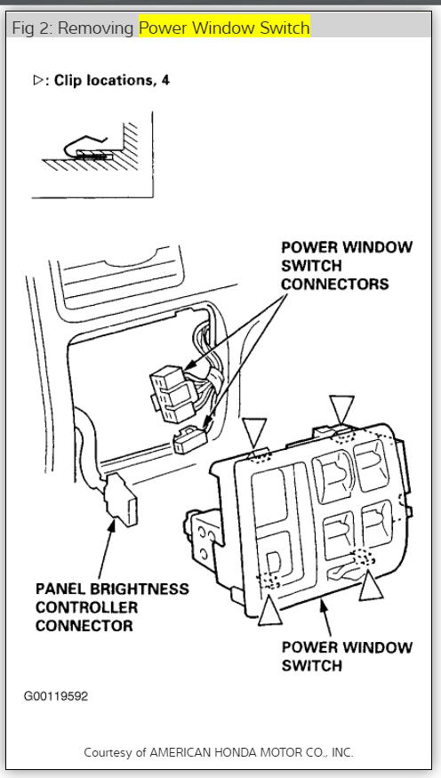 1994 honda accord electrical problem 1994 honda accord 4 cyl all
