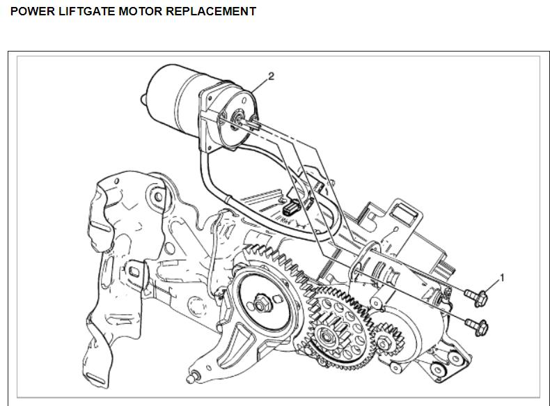 gmc savana engine diagram