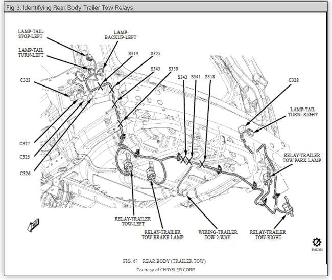 dodge caliber fuse diagram