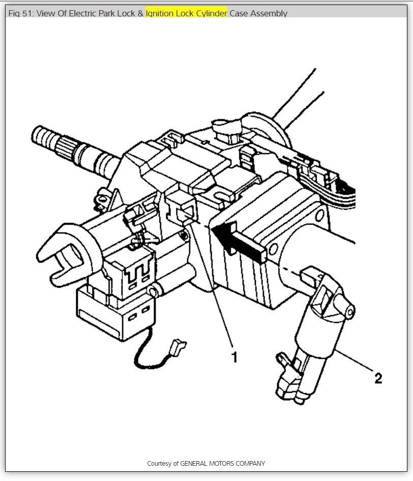 2004 trailblazer ignition Schaltplang