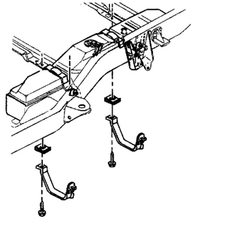 2005 Chevy Silverado Fuel Filter Location Wiring Diagram