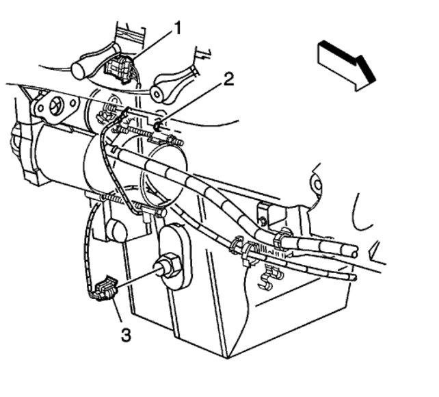 trailblazer engine whirring noise