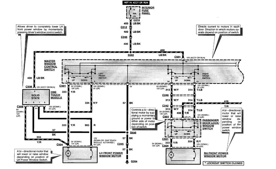 Master Control Wiring Diagram Wiring Diagram