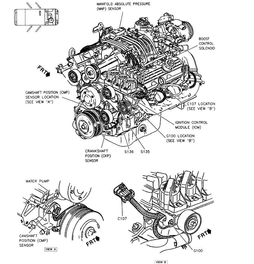 pontiac 2 4 engine diagram car tuning
