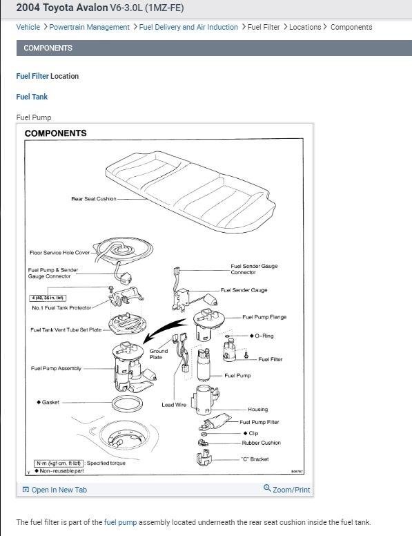 Fuel Filter Where Is Fuel Filter Located , Do I Need to Put I