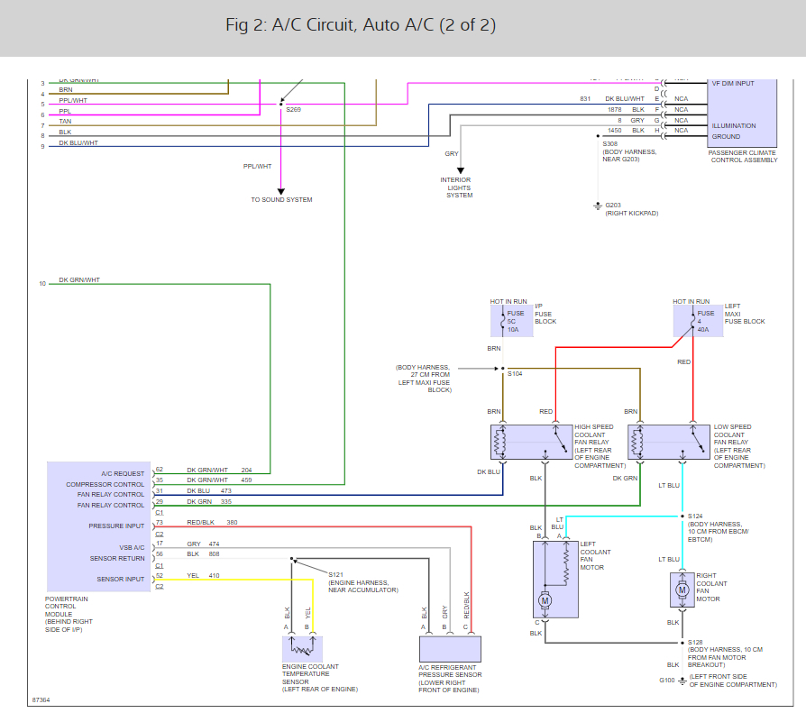 2003 Buick Regal Fuse Box Diagram Mwb