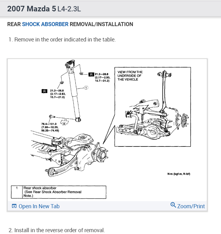 Mazda 5 Sway Bar Diagram Wiring Diagram