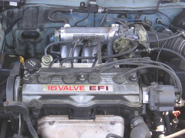 1990 toyota corolla engine diagram