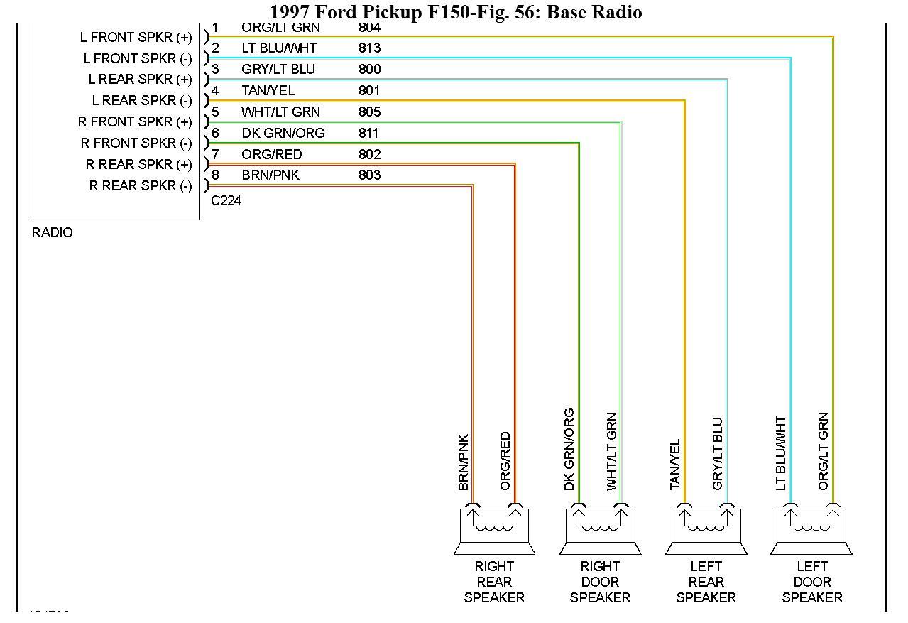 1997 f 150 wire diagram