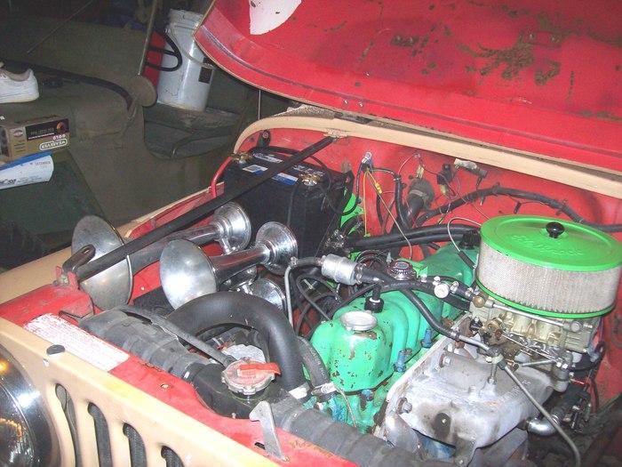 Jeep Cj7 Engine Hose Diagram Wiring Diagram
