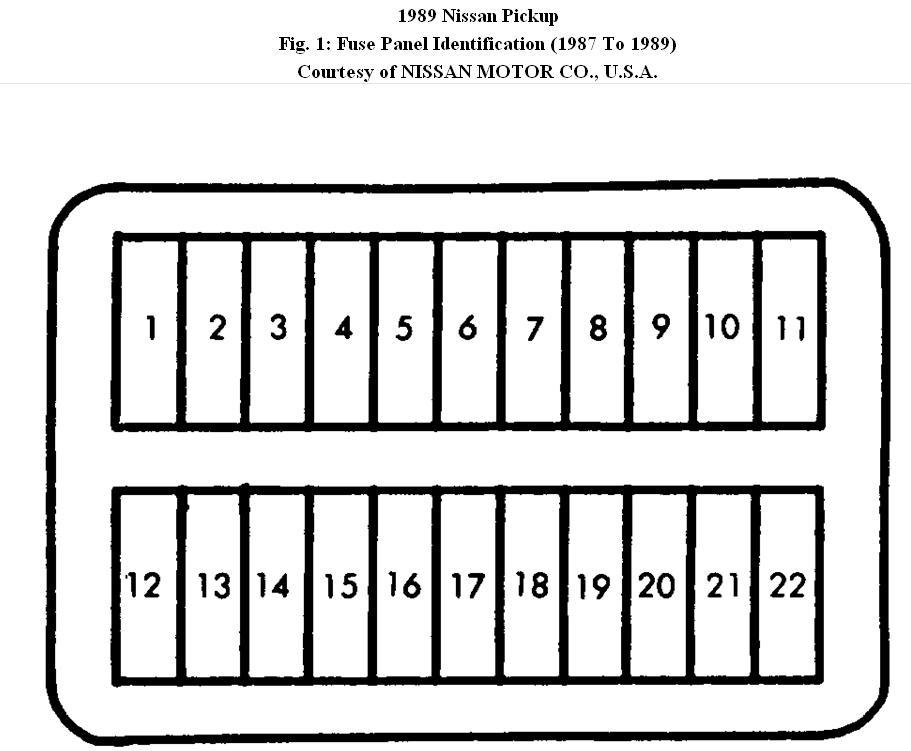 s13 dash fuse box diagram