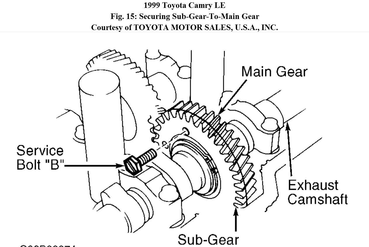 toyota 1tr engine valve timing diagram