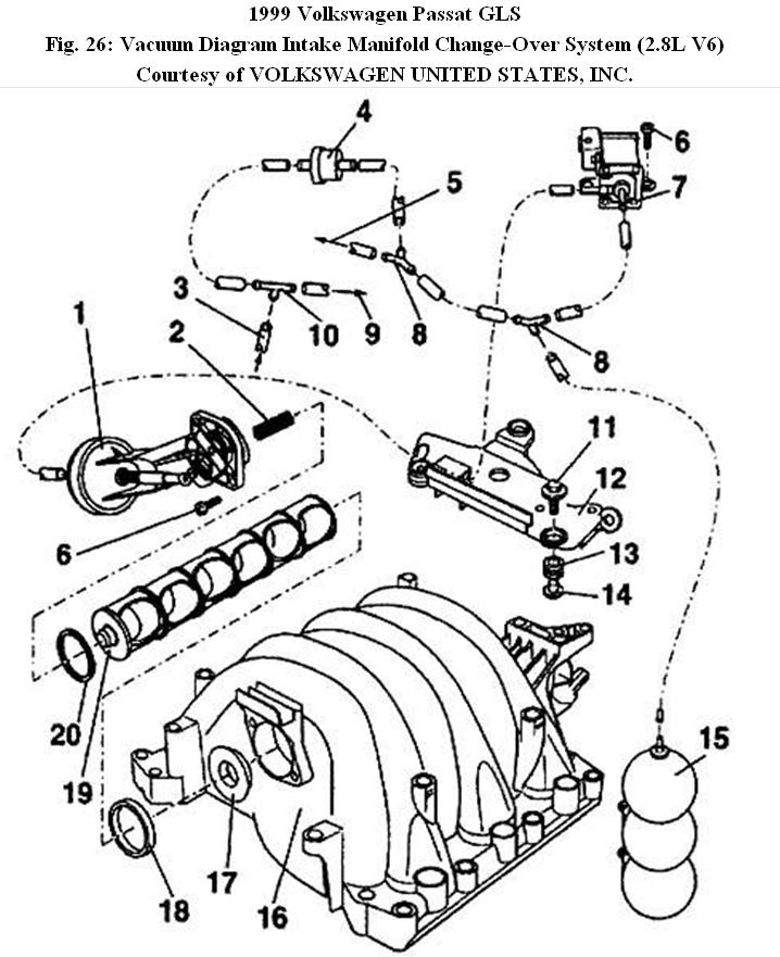 Vw Passat 1 8t Engine Diagram - Best Place to Find Wiring and