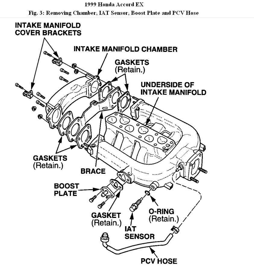 1999 honda accord v6 engine diagram