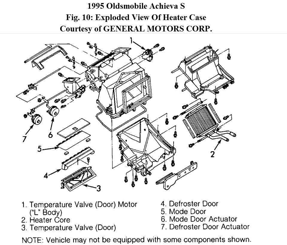 oldsmobile alero 2001 wiring harness