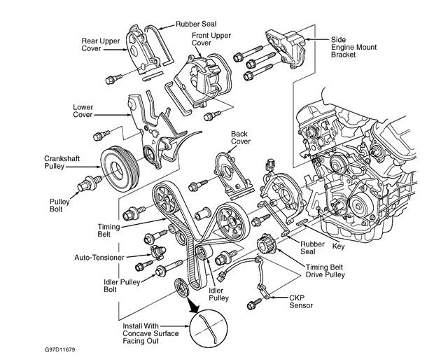 2003 Acura Engine Diagrams Online Wiring Diagram