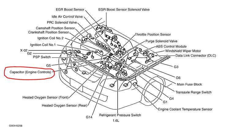 1988 mazda b2200 vacuum diagram
