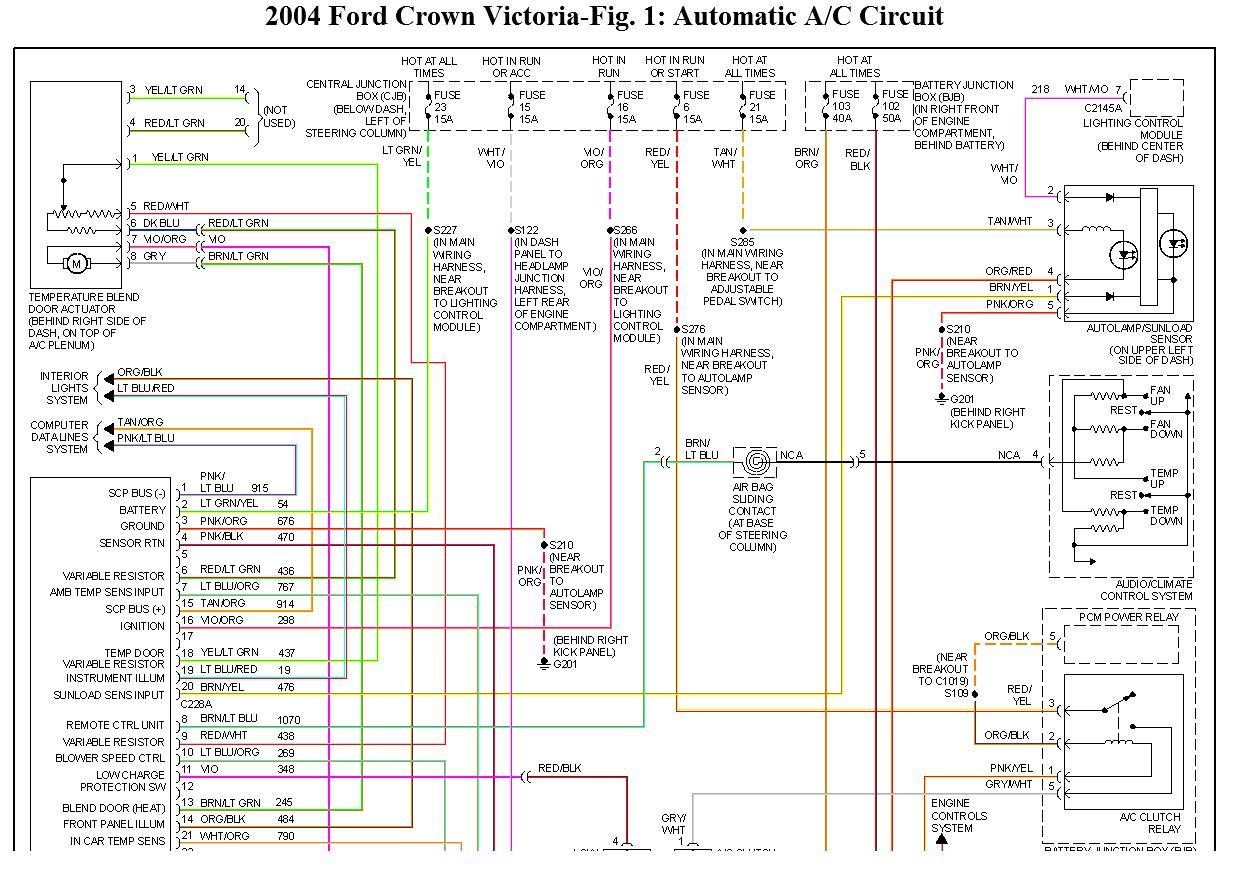 2008 Ford Crown Vic Wiring Diagram - wiring diagram solid-online -  solid-online.eugeniovazzano.itEugenio Vazzano