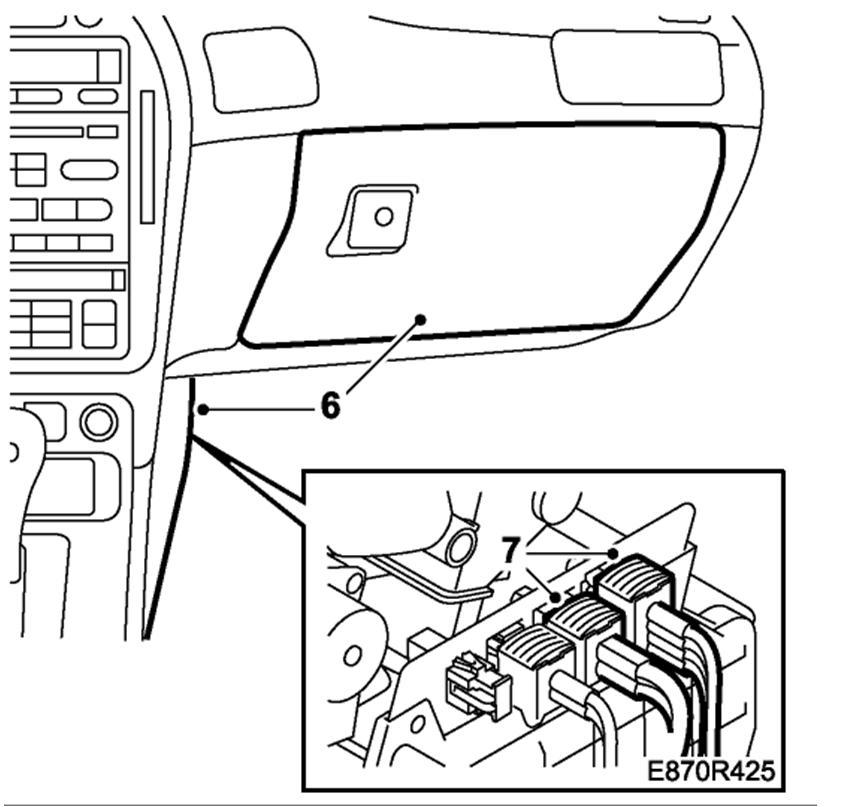 saab 93 Motor diagram