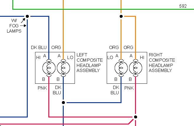 01 Cavalier Headlight Wiring Diagram Schematic Wiring Diagram