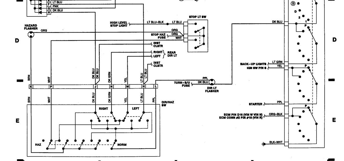 range rover classic alternator wiring diagram
