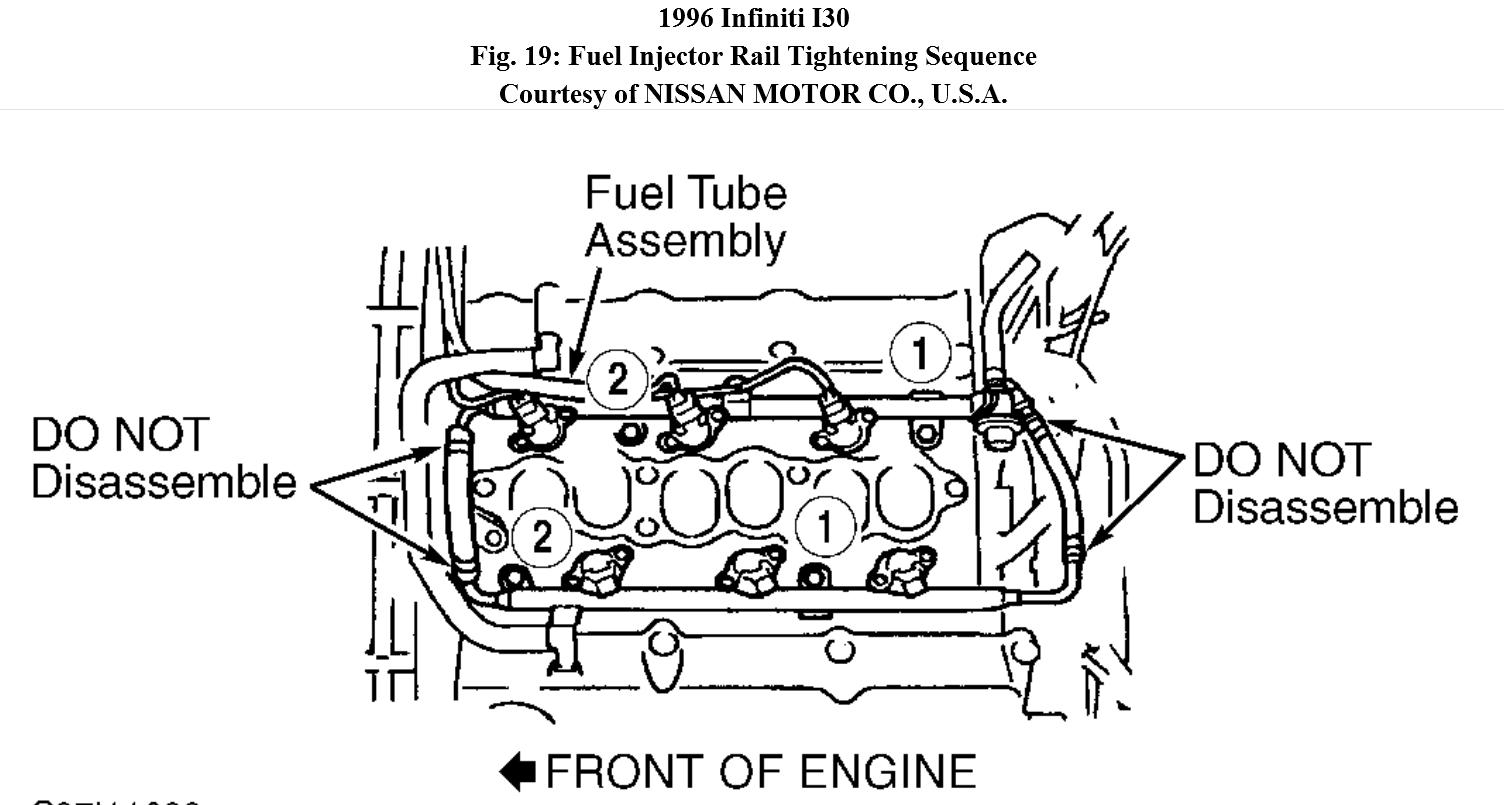 1996 infiniti i30 engine diagram