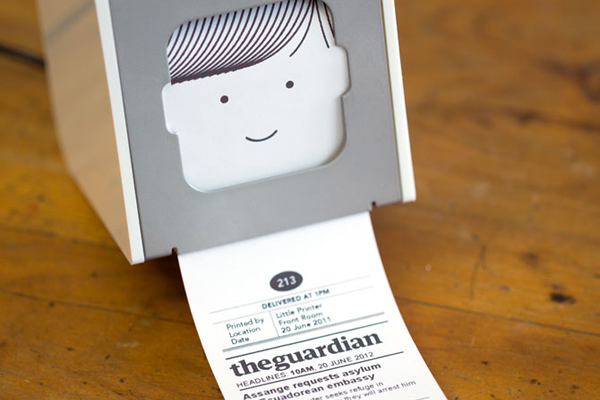 Little Printer Pre-Order