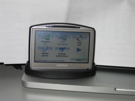 Tom Tom Go 720 GPS