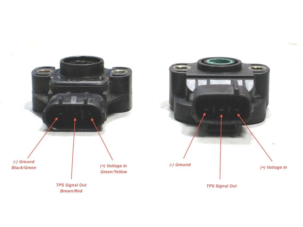 ford tps sensor wiring
