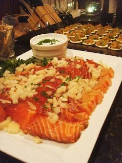 Formidable Salmonsm My Big Fat Italian Dinner Food Writing Italian Dinner Lasagna Italian Dinnerware
