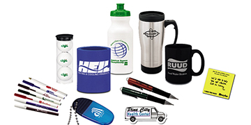 Design custom printed promotional items with 2K