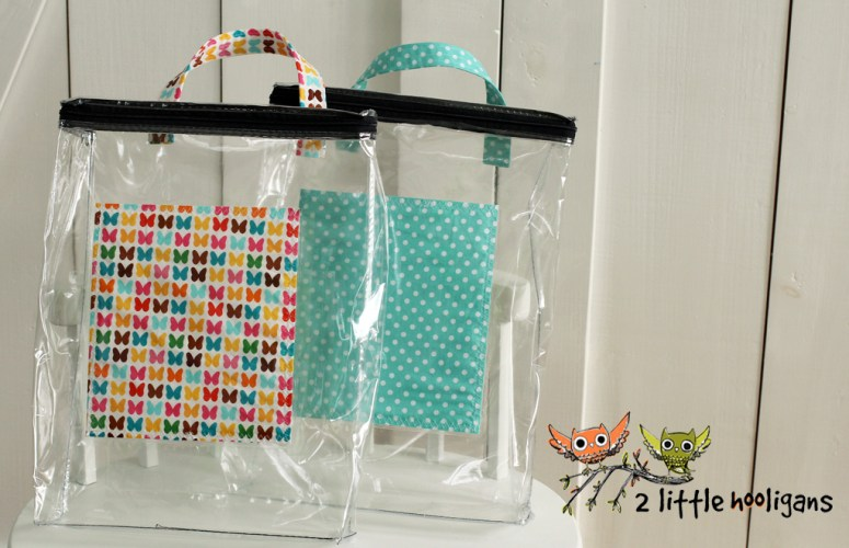 fat quarter friday {up-cycling plastic bags}