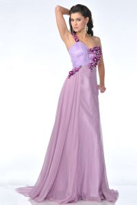 CDK21108, Spaghettie Strapped Fabric Ruched Prom Dress