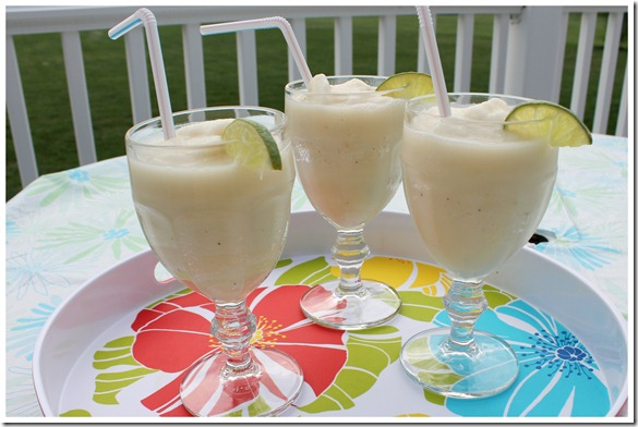 Three Banana Daiquiris