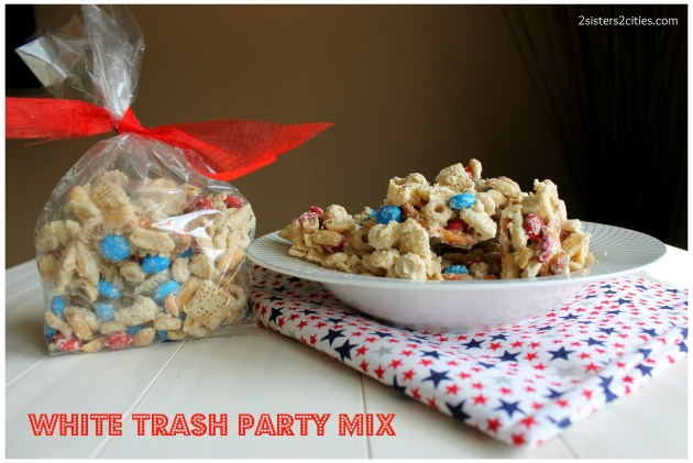 White Trash Party Mix