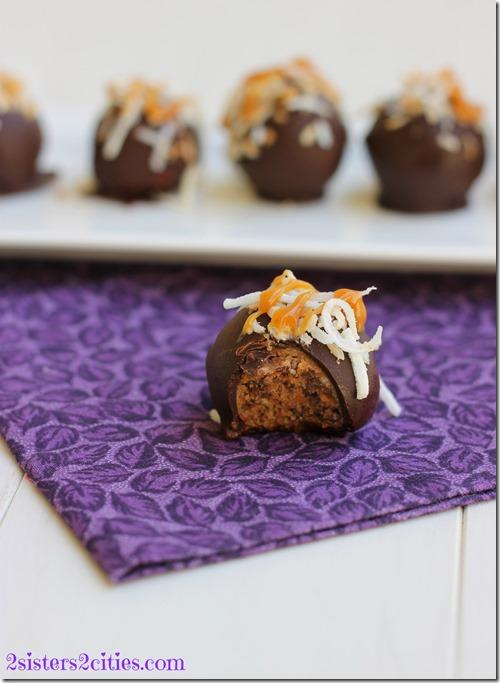 Bite of Samoa Truffle