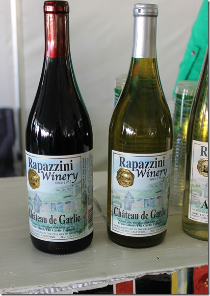Garlic Wines