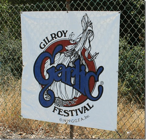 Gilroy Garlic Festival Logo
