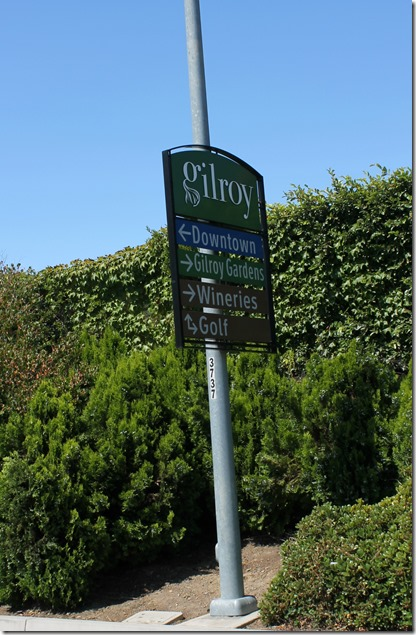 Gilroy Sign
