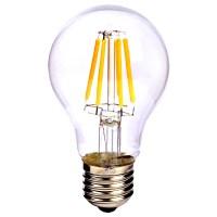 E27 E14 Vintage Retro Edison COB LED Filament Light Lamp ...