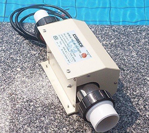 3kw 220v Swimming Pool Bath Tub Spa Water Heater