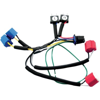 Signal Dynamics Dual H7 Wiring Harness For Plug-and-Play Diamond