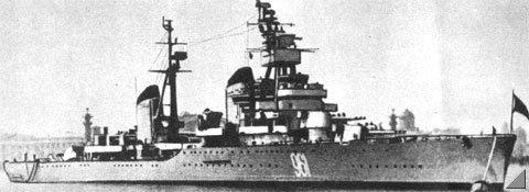 Kirow, krążownik ciężki