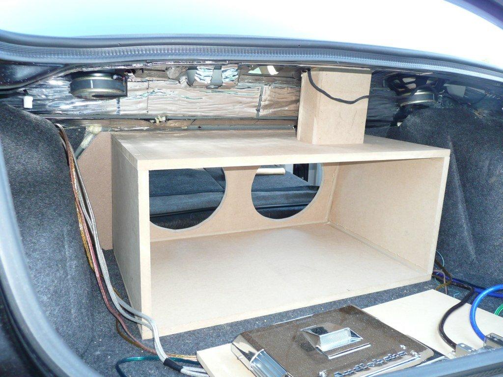 Direction Of Subwoofer Chrysler 300c Forum 300c